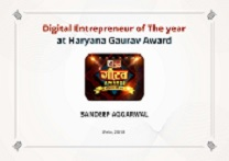 Digital Entrepreneur of the Year