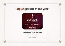 DigiXX Person of the Year