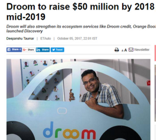 https://auto.economictimes.indiatimes.com/news/aftermarket/droom-to-raise-50-million-by-2018-plans-ipo-by-mid-2019/60960485