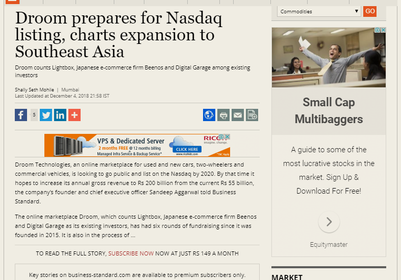 https://www.business-standard.com/article/markets/droom-prepares-for-nasdaq-listing-charts-expansion-in-south-east-asia-118120400459_1.html